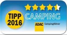 ADAC Campings 2016