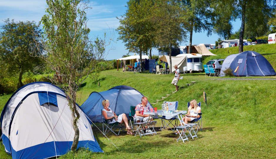 Ardennen Camping Bertrix Ardennes