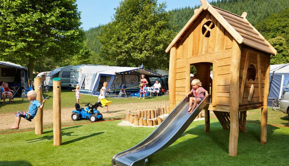 Camping Parc La Clusure Ardennes Belgique