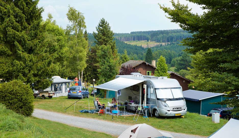 Camping Petite Suisse Ardennes Belgique